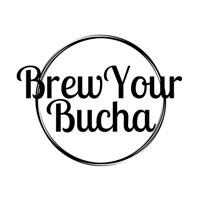Logo Brew Your Bucha