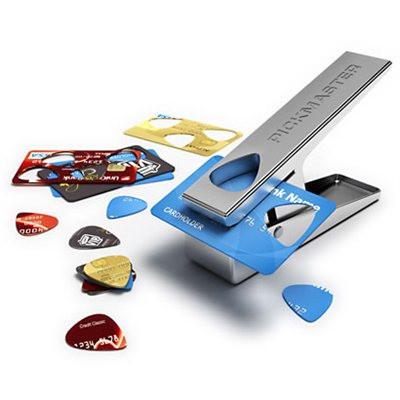Cliquez ici pour acheter Guitar pick maker