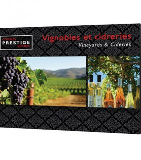 Vineyards & Cideries Giftbox (Quebec)