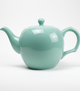 Camellia Sinensis Teapot, Antique Blue