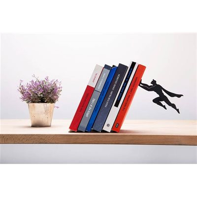 Cliquez ici pour acheter Book and Hero Bookend