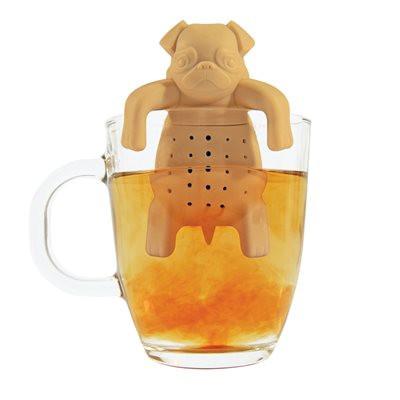 Cliquez ici pour acheter Pug in a Mug Tea Infuser