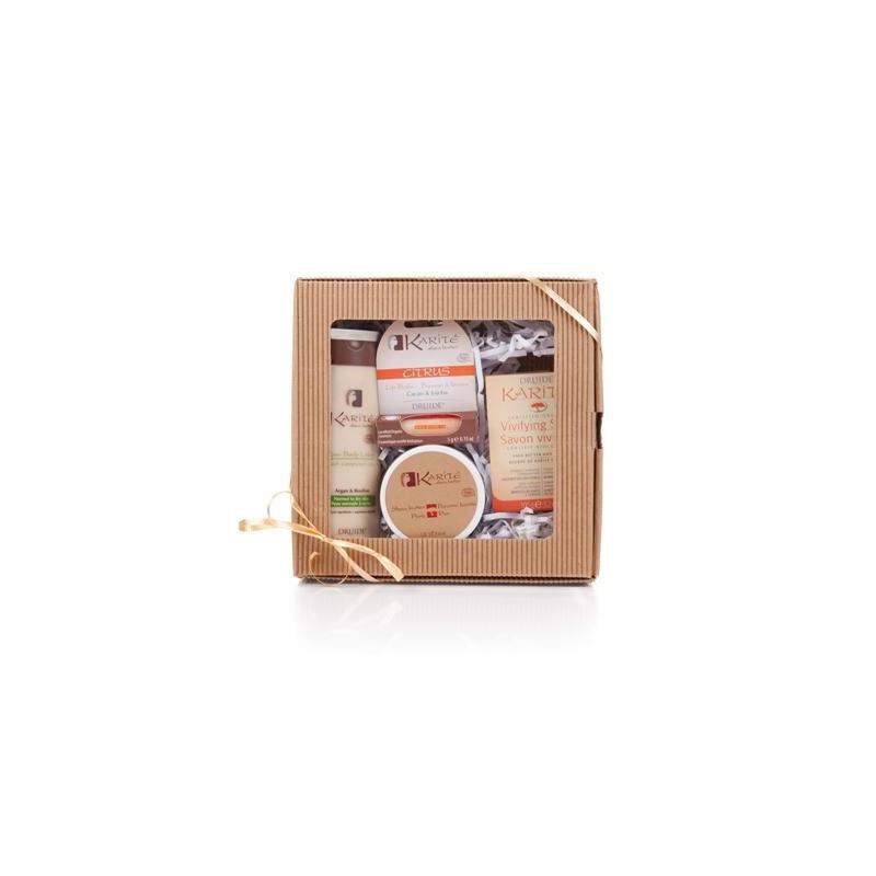 Cliquez ici pour acheter Karité Pure Shea Butter Gift Box