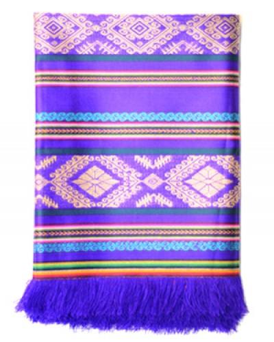Cliquez ici pour acheter Tablecloth Ecuador, Purple