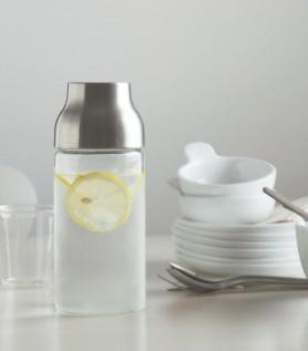 Capsule Water Carafe, 1L