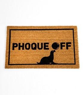 Phoque Off Door Mat