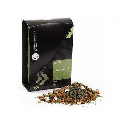 Cliquez ici pour acheter Genmaicha – Tea Box