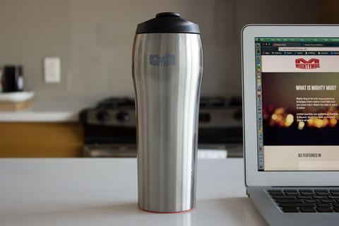 Cliquez ici pour acheter Mighty Mug (won't fall over!)