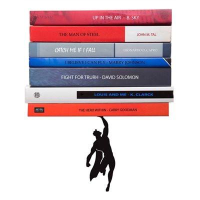 Cliquez ici pour acheter Super-Hero Levitating Bookshelf