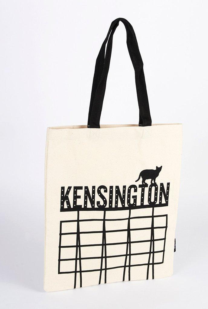 Cliquez ici pour acheter Kensington Cats Tote Bag
