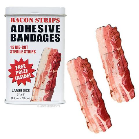 Cliquez ici pour acheter Bacon Strip Bandages