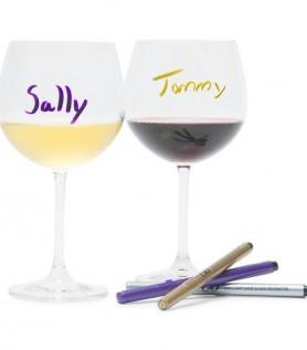 Wine Glass Decorators