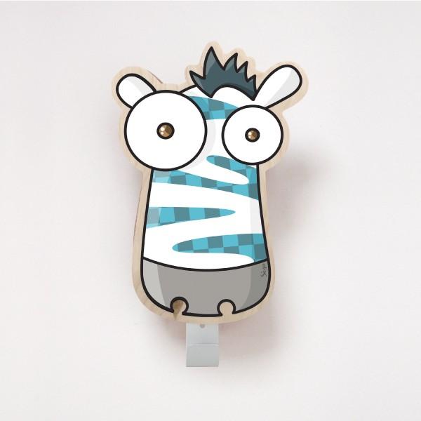 Cliquez ici pour acheter Zebra Coat Hanger