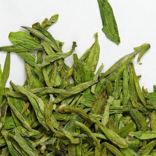 Cliquez ici pour acheter Bai Ye Long Jing Tea