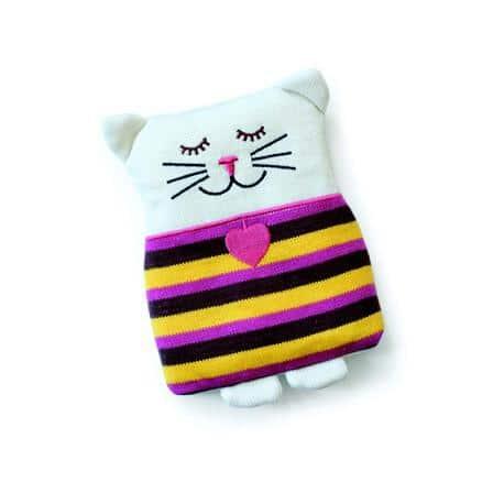 Cliquez ici pour acheter Soft Kitty Microwavable Bead Bag