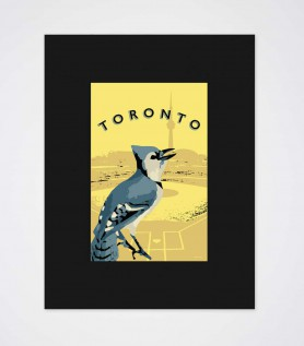 Blue Jays Art Print