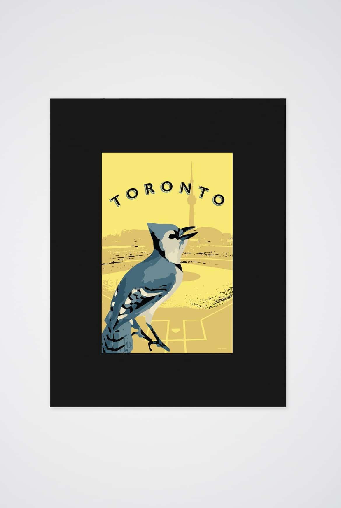 Cliquez ici pour acheter Blue Jays Art Print