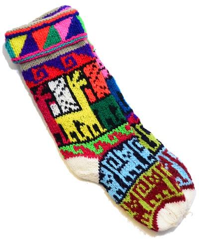 Cliquez ici pour acheter Multicolour Socks for Kids