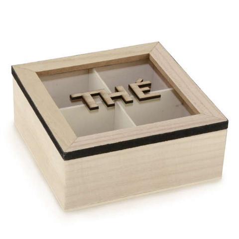 Cliquez ici pour acheter Wood Tea Box