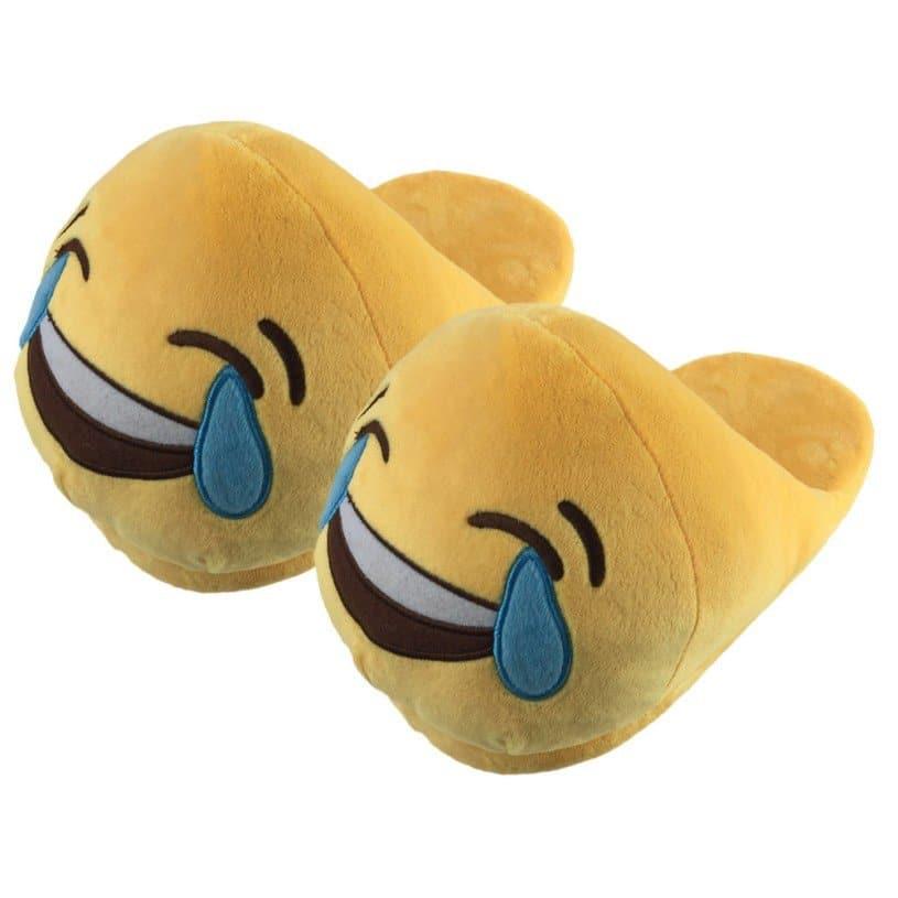 Cliquez ici pour acheter Emoji Slippers