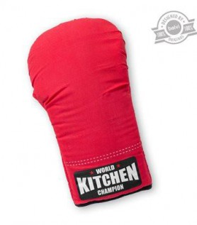 Boxing Champ Oven Mitt