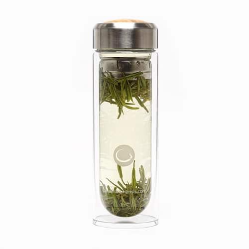 Cliquez ici pour acheter Glass Tea Flask