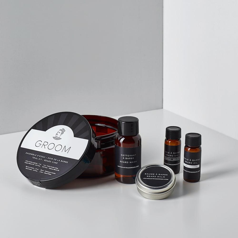 Cliquez ici pour acheter Trial Kit – Beard Care