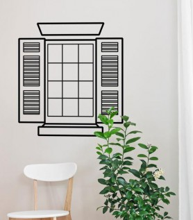 Wall decal – Crosby street