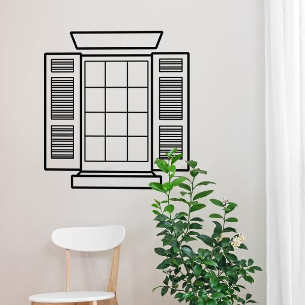 Cliquez ici pour acheter Wall decal – Crosby street