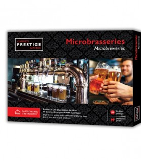 Coffrets Prestige: Microbreweries Giftbox