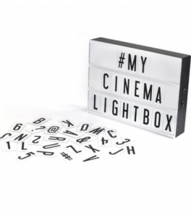 Cinema lightbox M