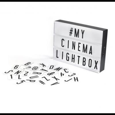 Cliquez ici pour acheter Cinema lightbox M