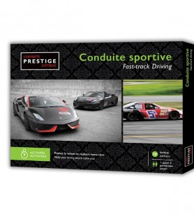 Sport Driving Giftbox (in Quebec)