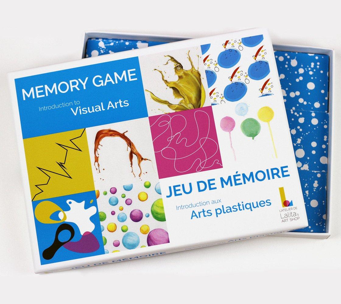 Cliquez ici pour acheter Memory Game