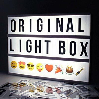 Cliquez ici pour acheter Lightbox