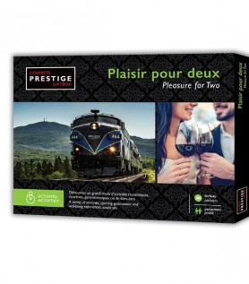 Pleasure for Two Giftbox (in Quebec)