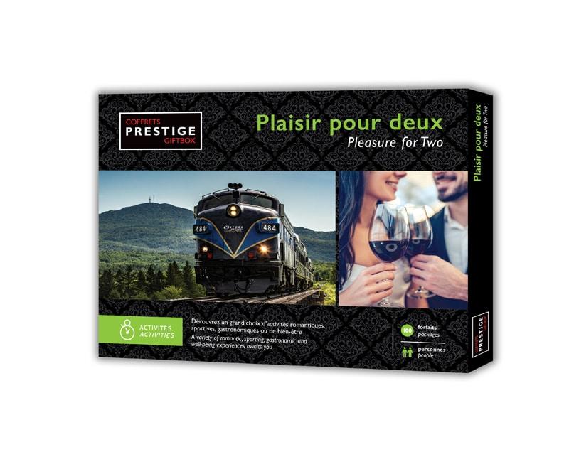 Cliquez ici pour acheter Pleasure for Two Giftbox (in Quebec)