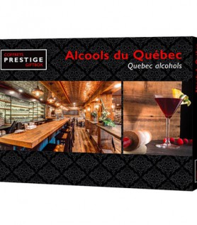 Quebec's Alcohols Giftbox