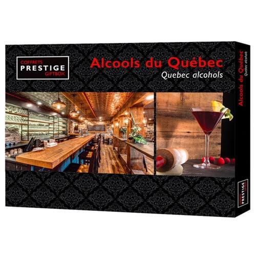 Cliquez ici pour acheter Quebec's Alcohols Giftbox