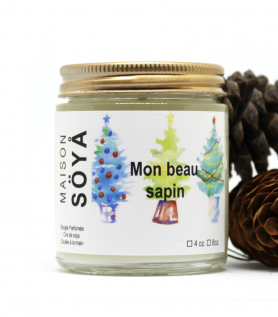 Christmas Tree – 100% Soy Wax Candle