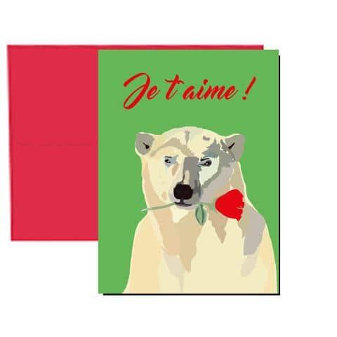Cliquez ici pour acheter Love You Card