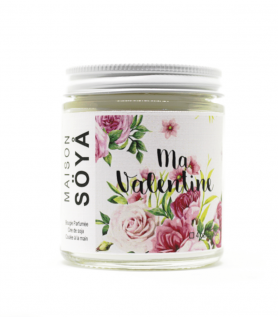 My Valentine – 100% Soy Wax Candle