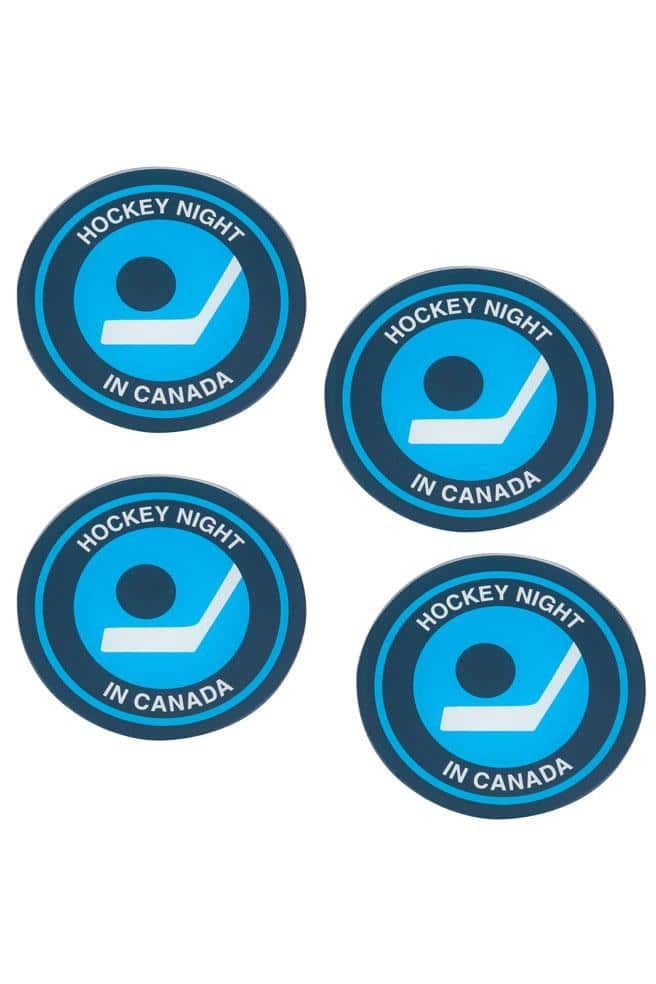 Cliquez ici pour acheter Hockey night in Canada coasters