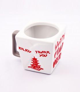 Take-out mug