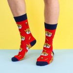 Click here to enlarge the image!poutine-socks-quebec