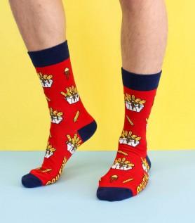 Poutine Socks