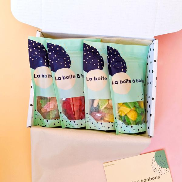 Cliquez ici pour acheter Candy Gift Box
