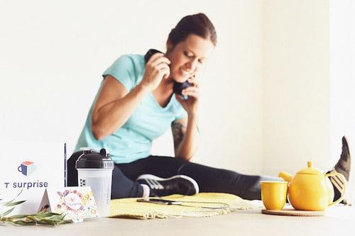 Cliquez ici pour acheter Tea box – Boost of energy