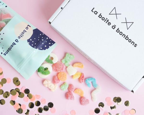 Cliquez ici pour acheter Monthly Candy Box Subscription!