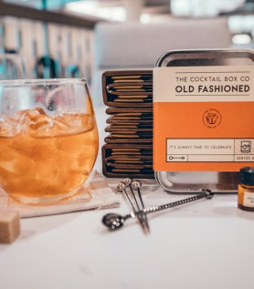 Old Fashioned Cocktail Kit – DIY